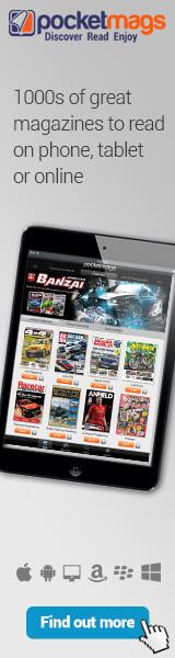 Pocketmags Digital Magazine Newsstand