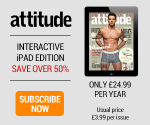 Subscribe to attitude magazine