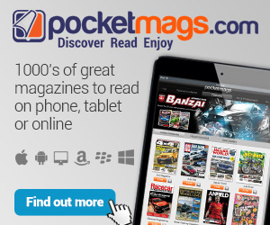 Pocketmags Digital Magazine Newsstand
